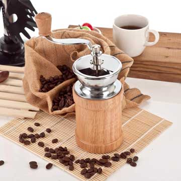 Holar coffee mill image