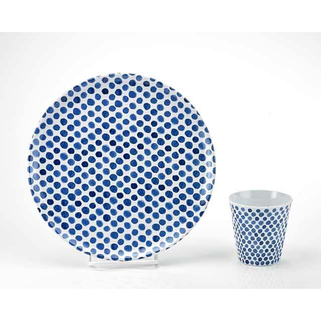 MM-FR0121-1 Plate and Tumbler
