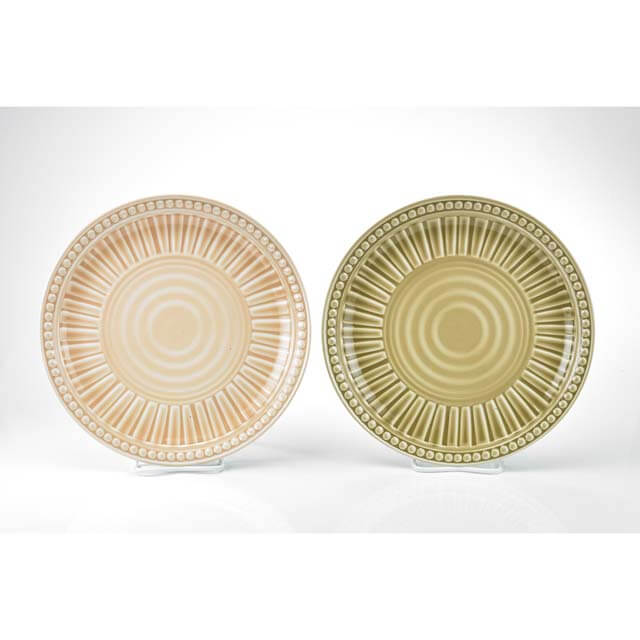 MM-FC0381 Round Salad And Dinner Plate
