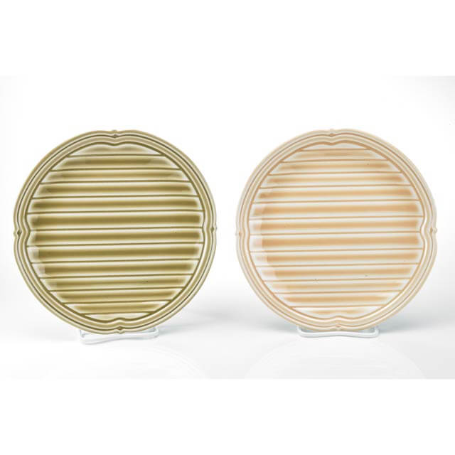 MM-FC0479 Round Salad And Dinner Plate
