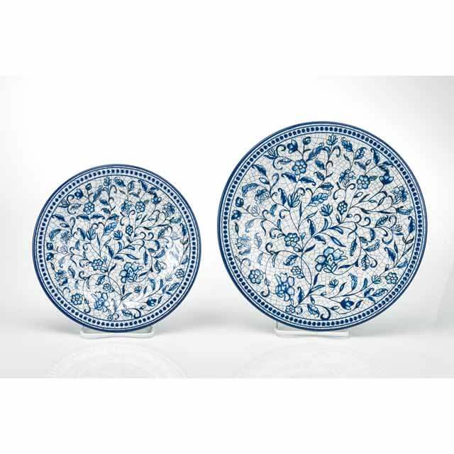 MM-FF24 Round Salad And Dinner Plate Round