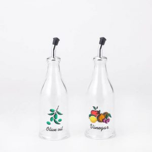 HK-219 Oil Bottle And Vinegar Bottle