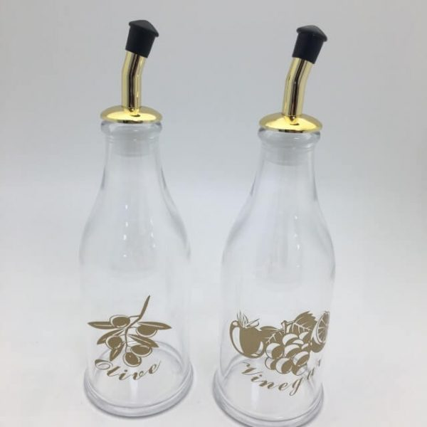 HK-219 Oil Bottle And Vinegar Bottle