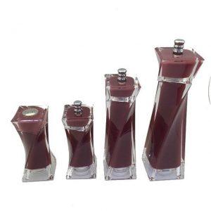 HK Pepper Mill and Salt Shaker Set CF