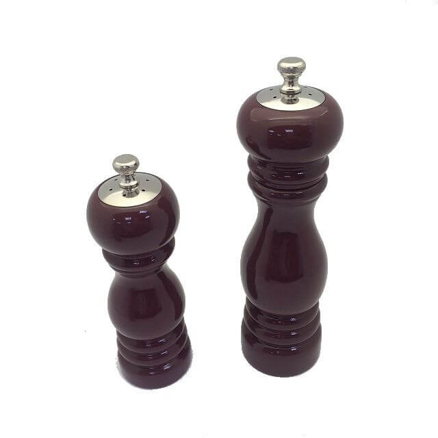 2AT Combo Pepper Mill and Salt Shaker