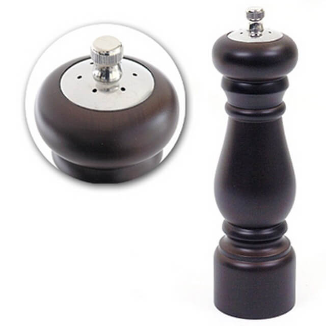 2MX Combo Pepper Mill and Salt Shaker