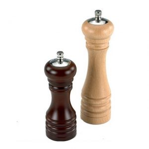 2STD Combo Pepper Mill and Salt Shaker