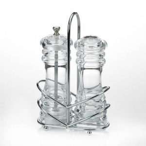 S9-AC Cruet Set With Stand