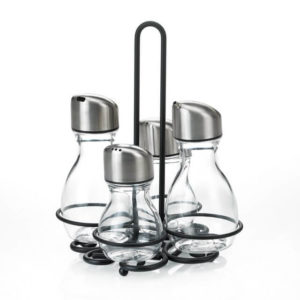 ST-SET Cruet Set With Stand