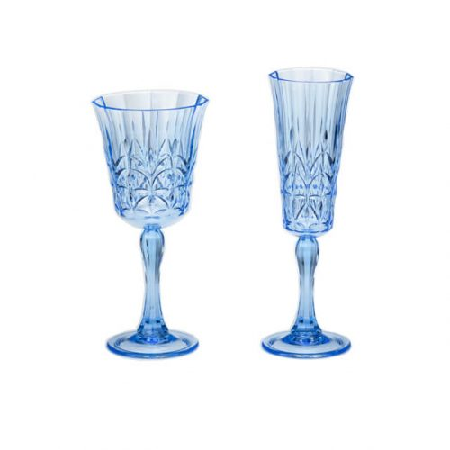 Holar AW-015 AW-016 AW-015 AW-016 Royal Blue Drinking Glass