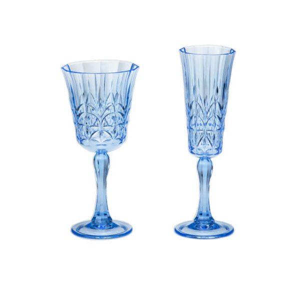 Holar AW-015 AW-016 AW-015 AW-016 Royal Blue Drinking Glass