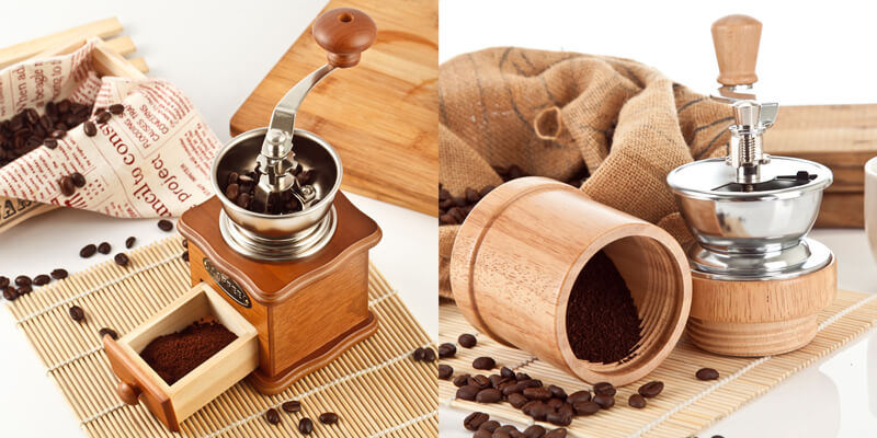 Holar - Blog - 4 Precious Tips to Help You Make the Perfect Cup of Coffee at Home - Manual Coffee Grinders