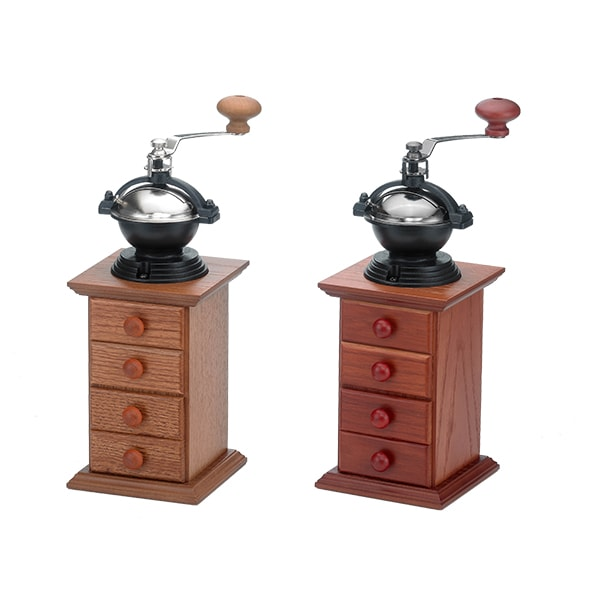 Holar Coffee Mill Vintage Wood Series