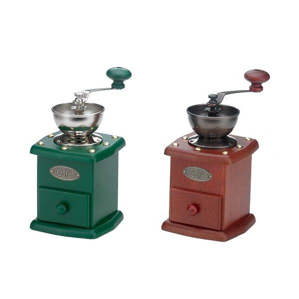 Holar Coffee Mill Vintage Wood Series CM-C2 Coffee Mill