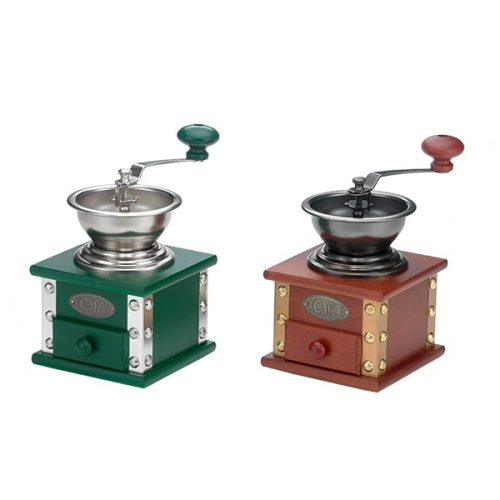 Holar Coffee Mill Vintage Wood Series CM-C4 Coffee Mill
