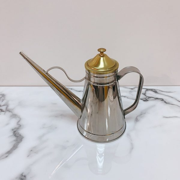 Arab Teapot-Shaped Oil Canister 02