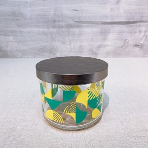 Colorful Canister for the Spring Season