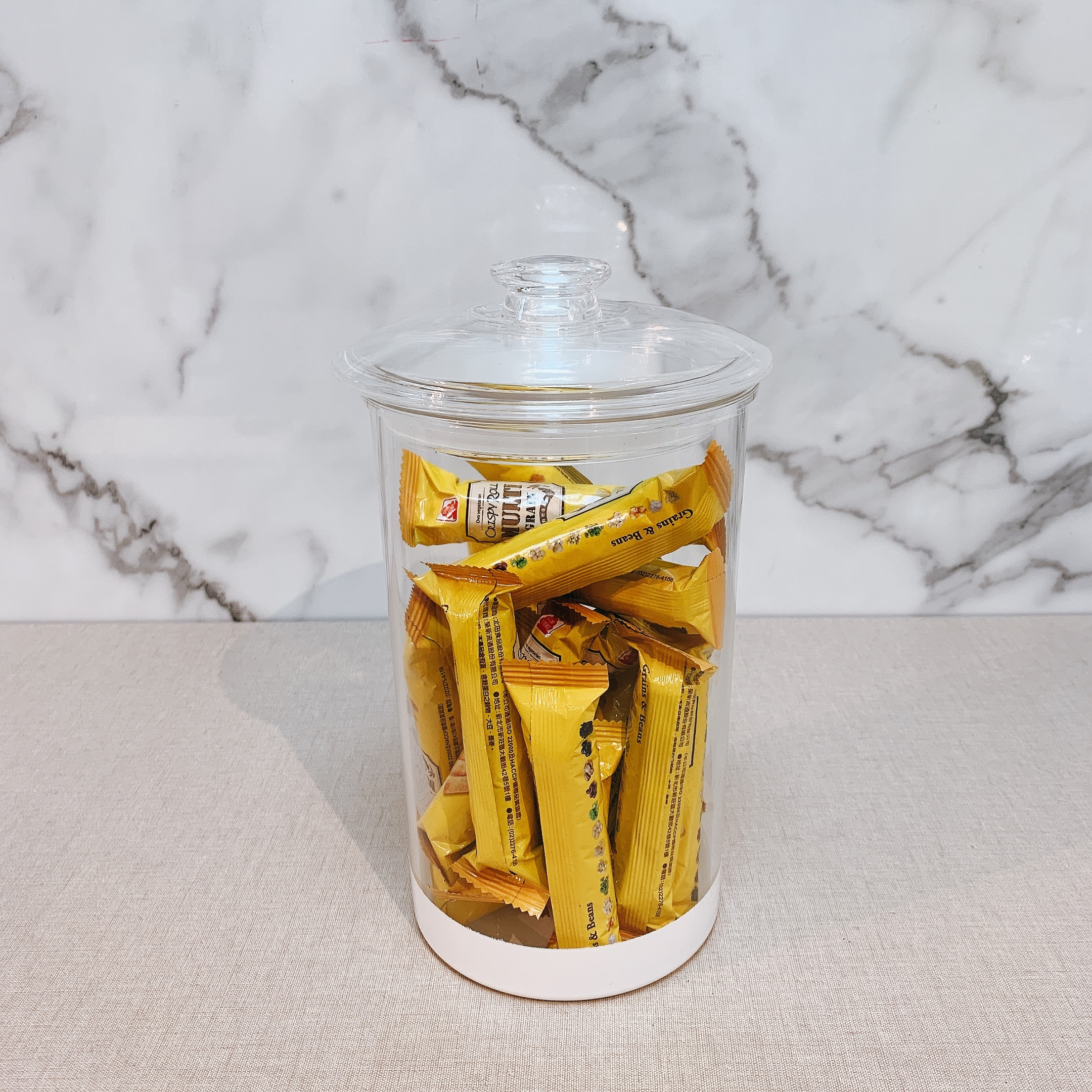 HK Canister Apothecary Jar -1