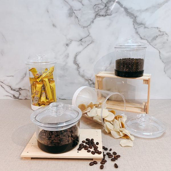 HK Canister Apothecary Jar -7