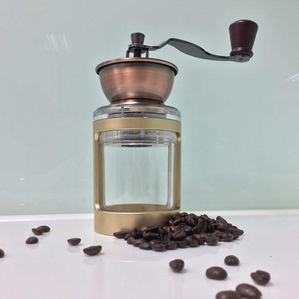HOLAR CM-DY03-G Coffee Mill Grinder - 2