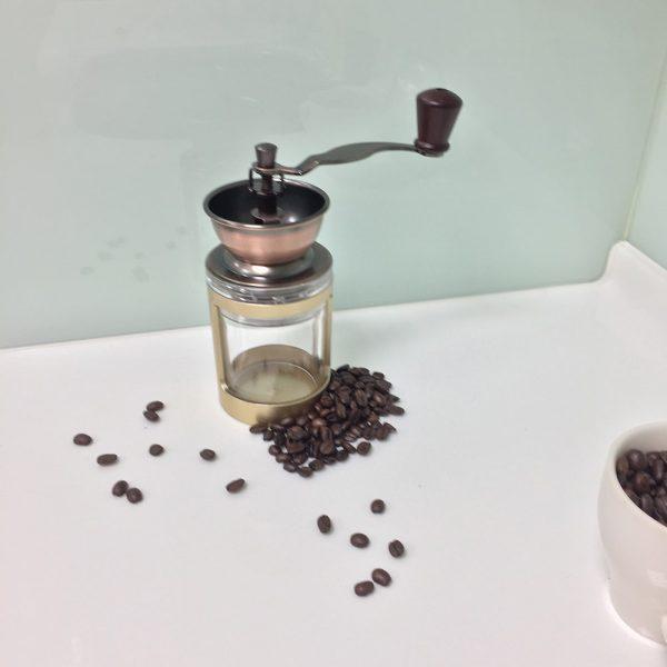 HOLAR CM-DY03-G Coffee Mill Grinder - 5