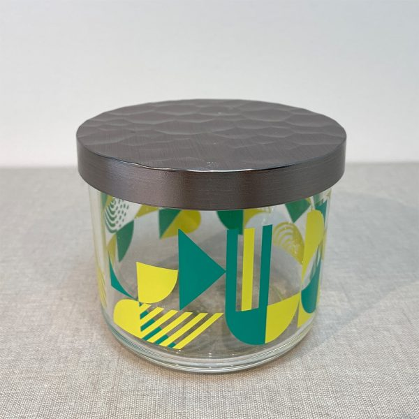 HOLAR DY-58 Canister with Printing Acrylic - 1
