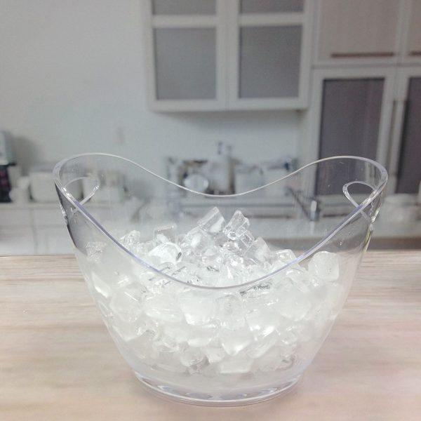 HOLAR HK 397 398 Ice Bucket Wine Cooler Acrylic - 2