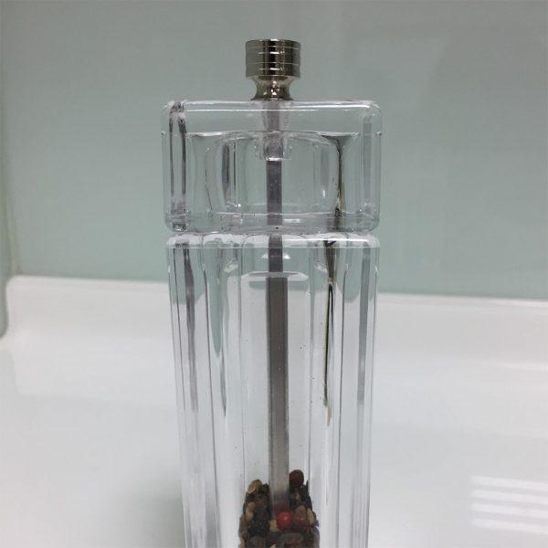 HOLAR HK HKB Acrylic Salt and Pepper Mill Grinder Plastic - 2