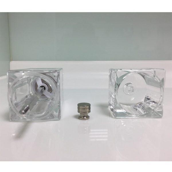 HOLAR HK HKB Acrylic Salt and Pepper Mill Grinder Plastic - 4