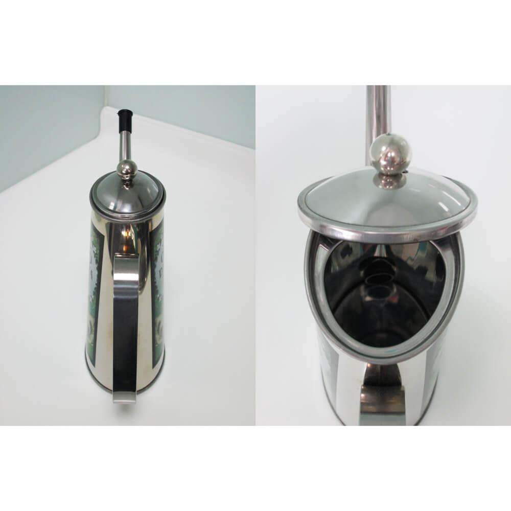 HOLAR OV-770E Stainless Steel Olive Oil Can Dispenser - 3