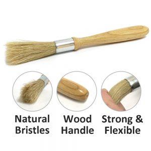 BR-BQ24 Coffee Grinder Cleaning Brush