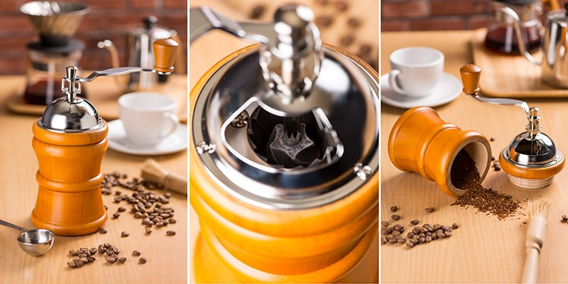 Holar Blog - How to Choose the Right Coffee Grind Size of Your Coffee - 1
