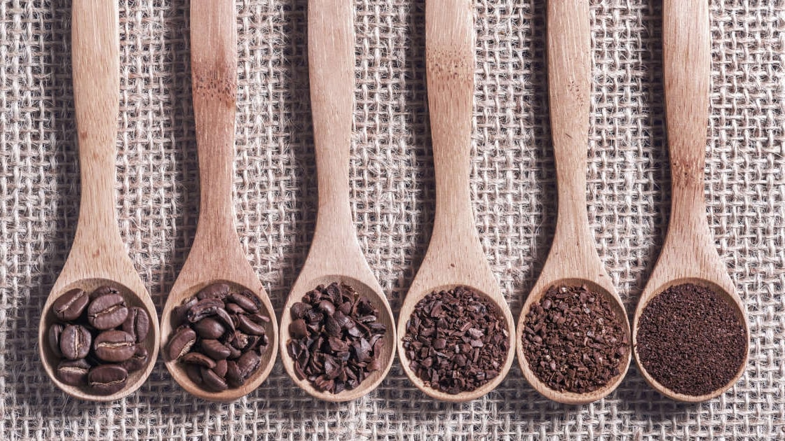 Holar Blog - How to Choose the Right Coffee Grind Size of Your Coffee - Main