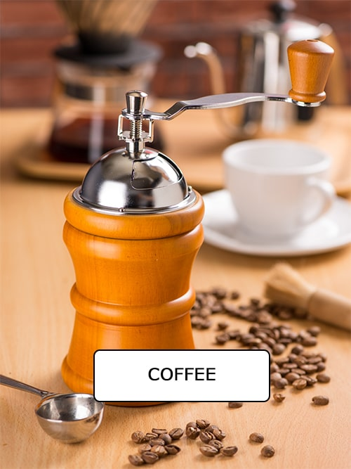 Holar - Browse by Category - Coffee