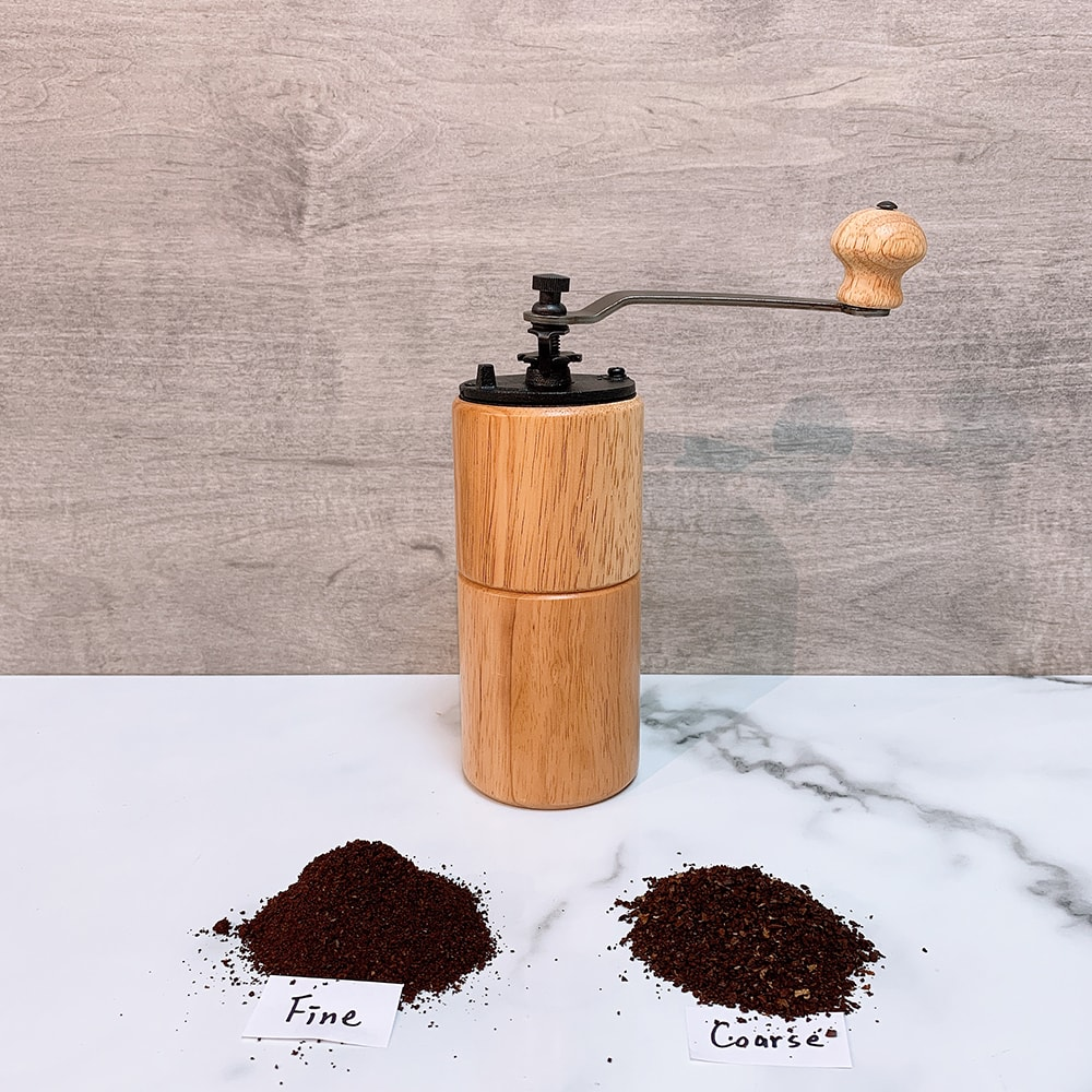Holar CM-A18 A19 Manual Portable Coffee Grinder - 2