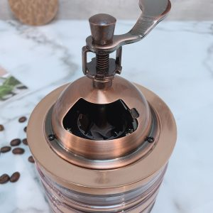 CM-HK Rose Gold Canister Coffee Grinder