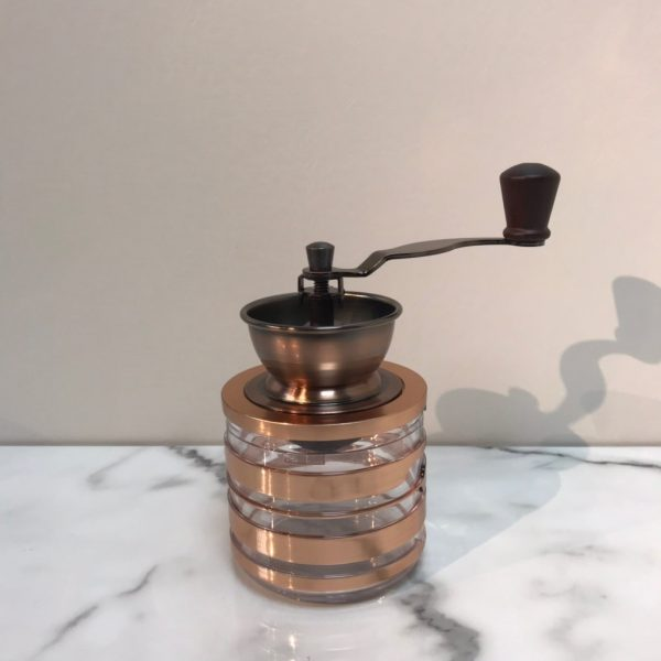 Holar CM-HK3RG-G manual canister coffee mill-1
