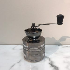 CM-HK Canister Coffee Grinder with Handle Crank