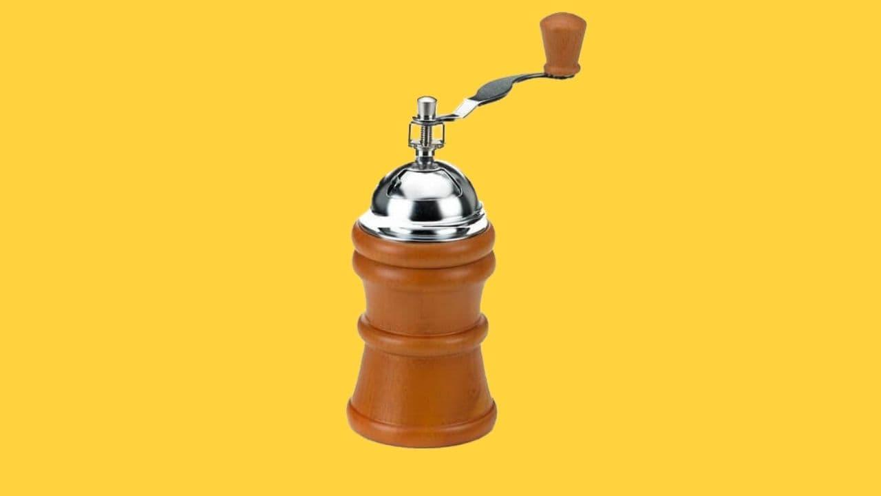 Holar CM-HL25-C Coffee Mill-cover