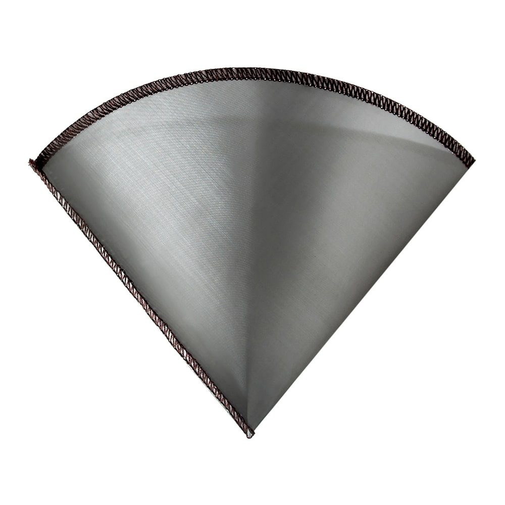 Holar - Coffee - Coffee Filter - PS-DC03 Reusable Foldable Stainless Steel Coffee Cone Dripper - 1