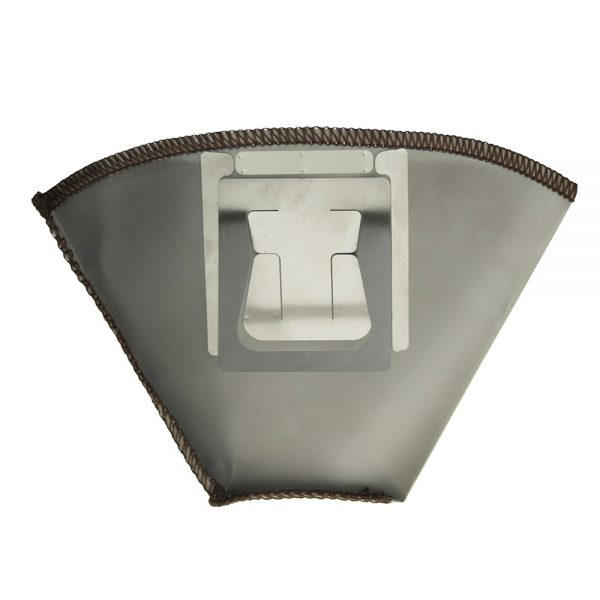Holar - Coffee - Coffee Filter - PS-DC06 Reusable Foldable Stainless Steel Coffee Sector Dripper with Hanging Ear- 1