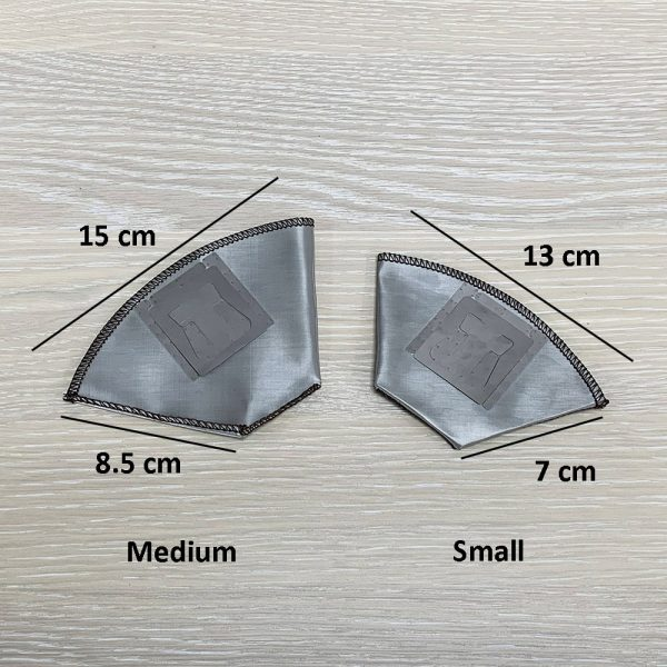 Holar - Coffee - Coffee Filter - PS-DC06 Reusable Foldable Stainless Steel Coffee Sector Dripper with Hanging Ear- 2