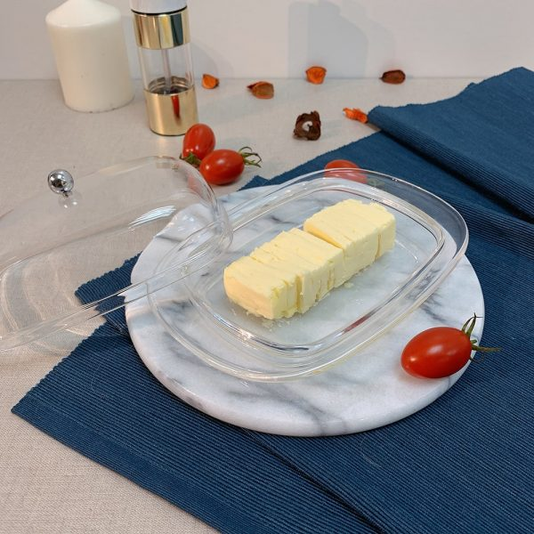 Holar HL-H215A Butter Dish Cheese Keeper-3