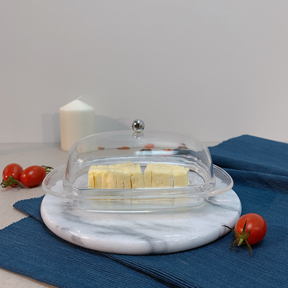 Holar HL-H215A Butter Dish Cheese Keeper-5