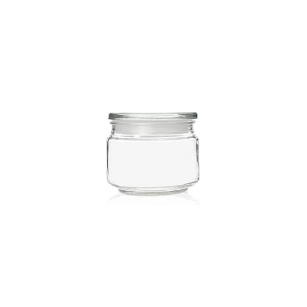 Holar - Kitchen Canister Series - Glass Jars Series - GCA-04 350 ml Glass Canister Container