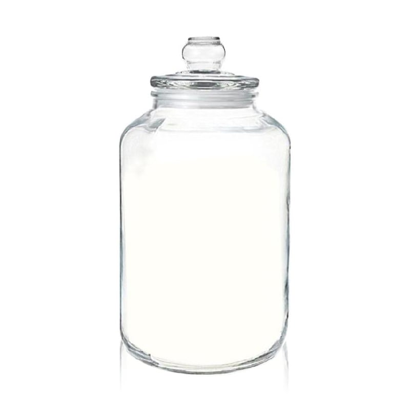Holar - Kitchen Canister Series - Glass Jars Series - GCA-10L 10000 ml Glass Canister Container