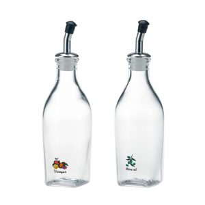HK-525 Oil And Vinegar Dispenser Set