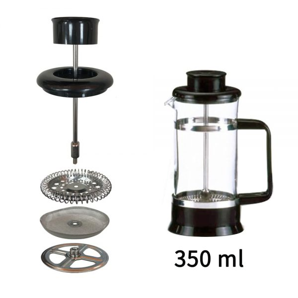 Holar PS-01 French Press Coffee Maker 350 ml