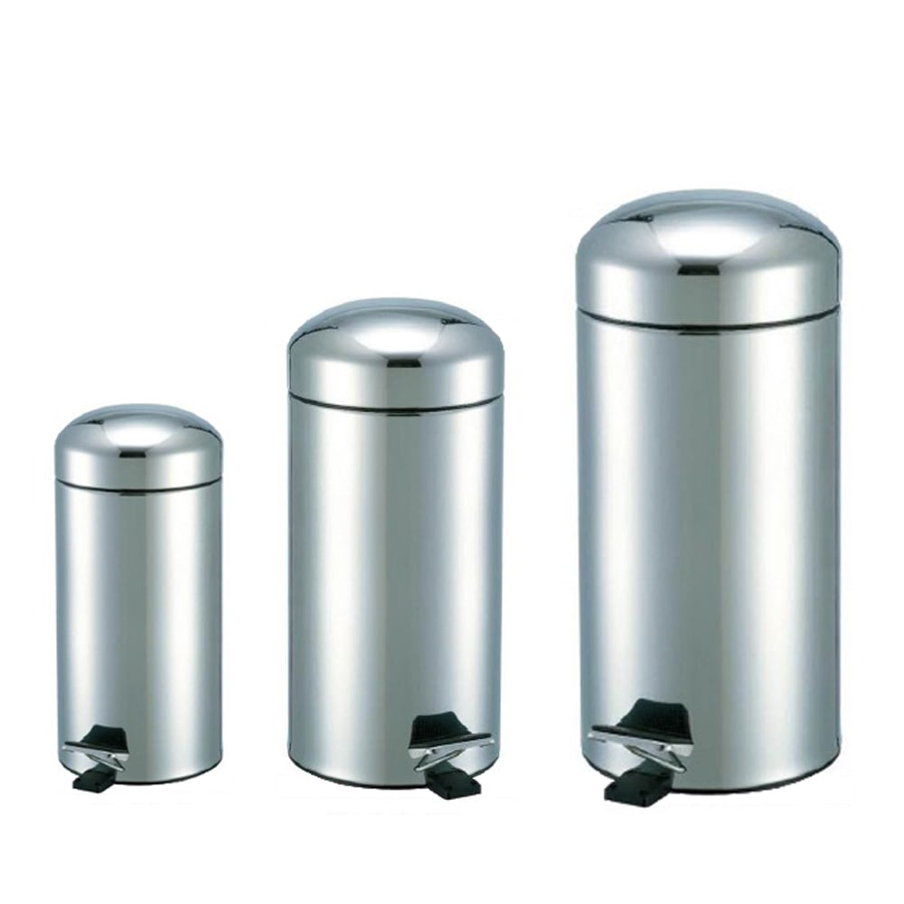 Holar - Product - Trash Can - TRC - B Garbage Can - 1