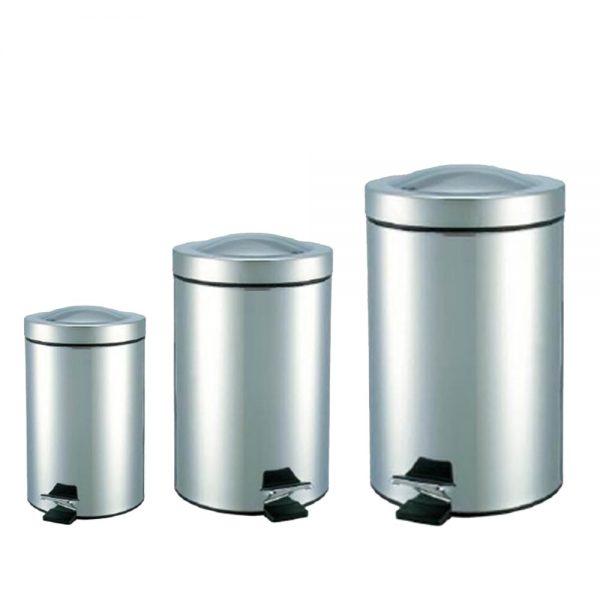 Holar - Product - Trash Can - TRC - C Rubbish Bin - 1